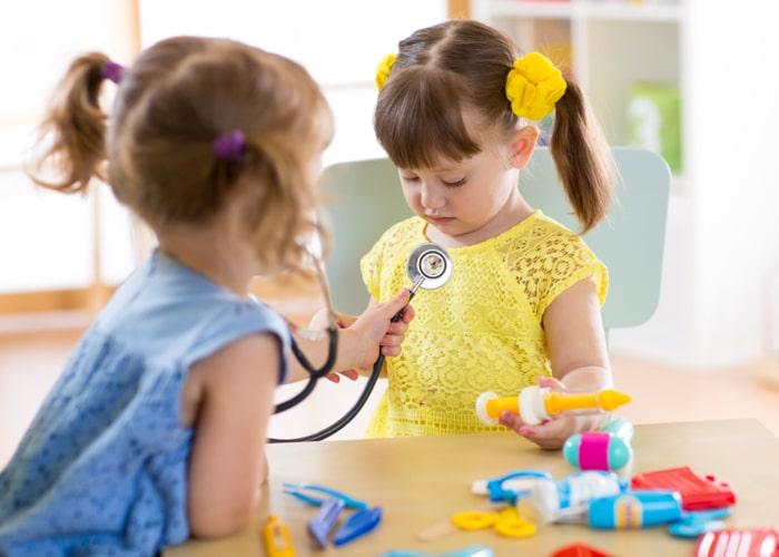 dlaczego przedszkolaki chorują
