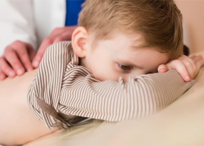 Kłębuszkowe zapalenie nerek u dziecka